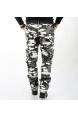 DeepSEA Mark Lycra Slim Fit Atlantic Mens Camouflage Pants 1601193