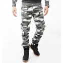 DeepSEA Brand Slim Fit Military Male Camouflage Trousers 1601194