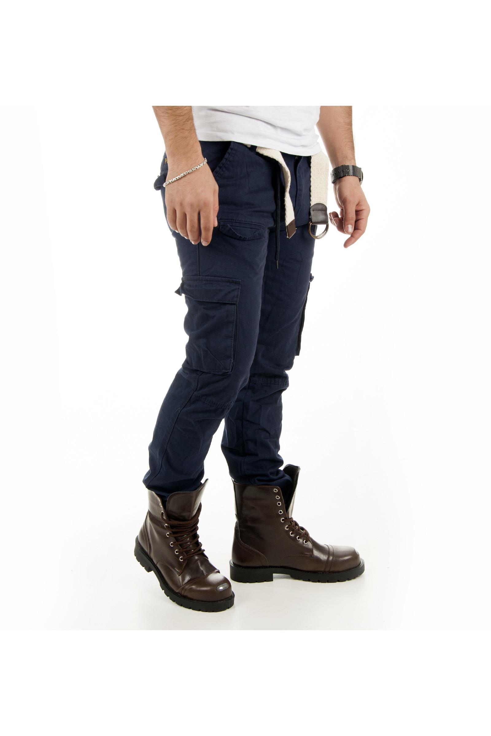 ست پیراهن با شلوار شش جیب DeepSEA شلوار شیش جیب مردانه مارک