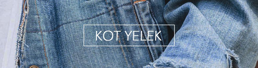 Jean (Kot) Yelek